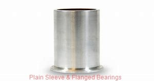Symmco SF-3244-16 Plain Sleeve & Flanged Bearings