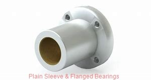 Symmco SF-610-8 Plain Sleeve & Flanged Bearings