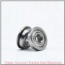 PEER 6012 ZZ C3 Radial & Deep Groove Ball Bearings