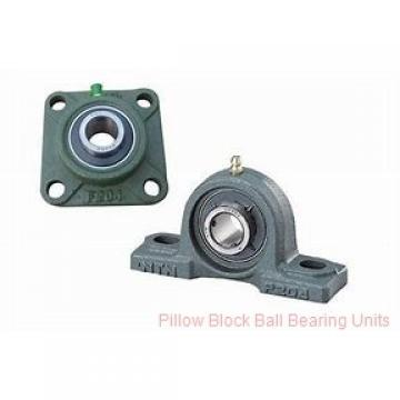 AMI MUCPPL205B Pillow Block Ball Bearing Units