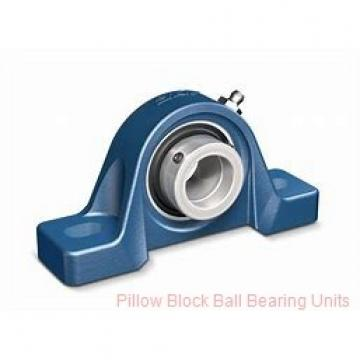 AMI UKP212+HS2312 Pillow Block Ball Bearing Units