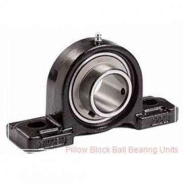 AMI MUCPPL207-23RFW Pillow Block Ball Bearing Units