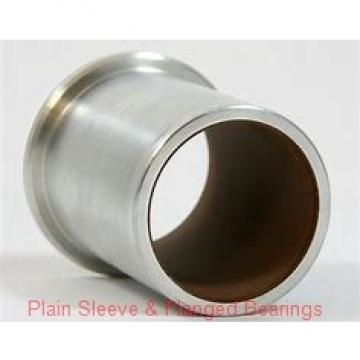 Symmco SS-3236-12 Plain Sleeve & Flanged Bearings