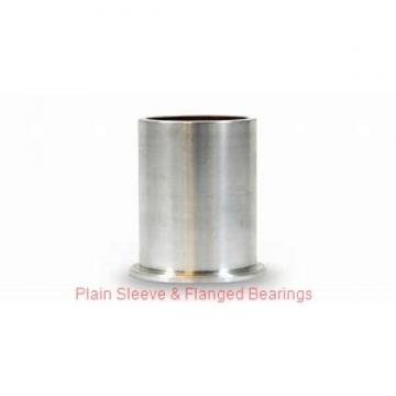 Oilite FF512-03 Plain Sleeve & Flanged Bearings
