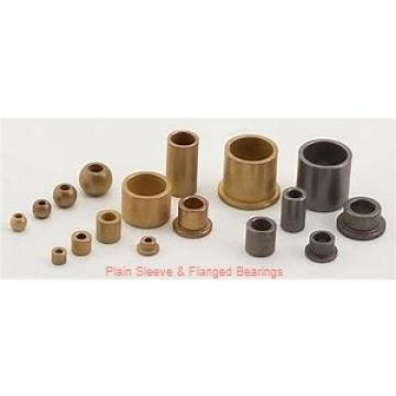 Oilite FF318-03 Plain Sleeve & Flanged Bearings