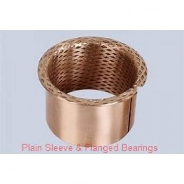 Symmco SS-1012-4 Plain Sleeve & Flanged Bearings