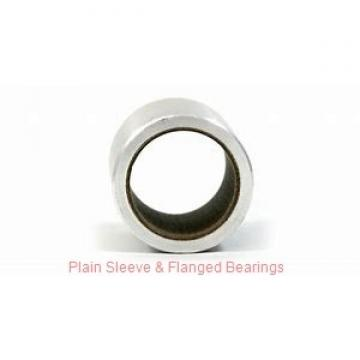 Symmco SS-46-4 Plain Sleeve & Flanged Bearings