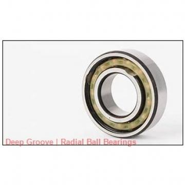 PEER 6006-2RLAD-C3 Radial & Deep Groove Ball Bearings