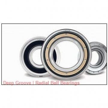 PEER 1638-ZZ Radial & Deep Groove Ball Bearings