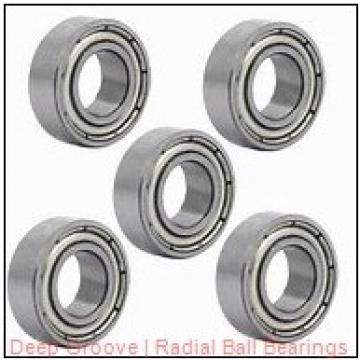 PEER 6314-ZZD Radial & Deep Groove Ball Bearings