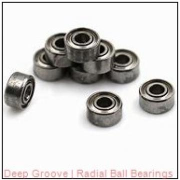 PEER 6203-ZZD-8-C3 Radial & Deep Groove Ball Bearings