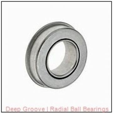 PEER WC87009 Radial & Deep Groove Ball Bearings