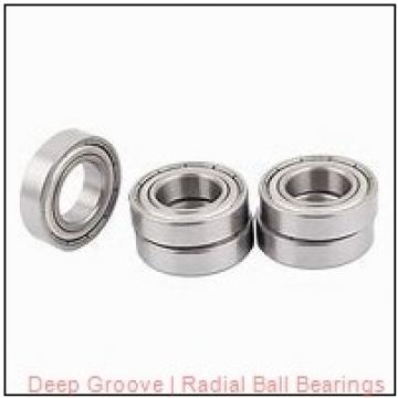 PEER 6313-ZZD-C3 Radial & Deep Groove Ball Bearings