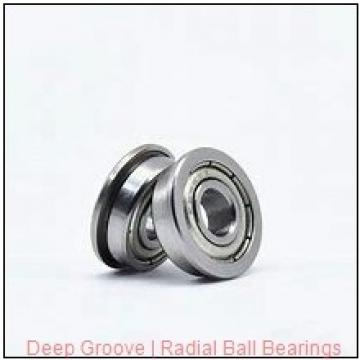 PEER 6009-NR Radial & Deep Groove Ball Bearings