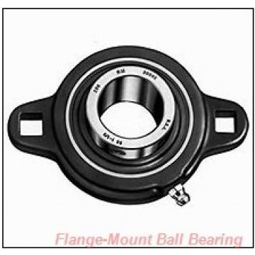 AMI MUCNFL206CEW Flange-Mount Ball Bearing Units