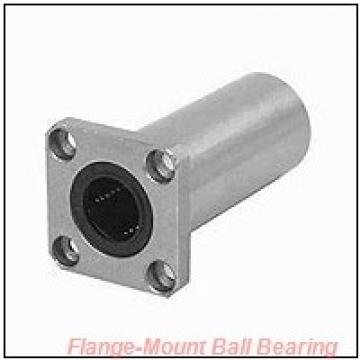 AMI MUCF207-23NP Flange-Mount Ball Bearing Units