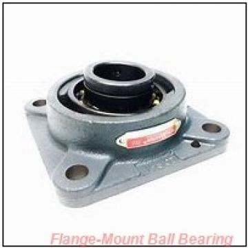 AMI UCFCSX14 Flange-Mount Ball Bearing Units