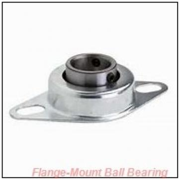 AMI UEFCS209NP Flange-Mount Ball Bearing Units