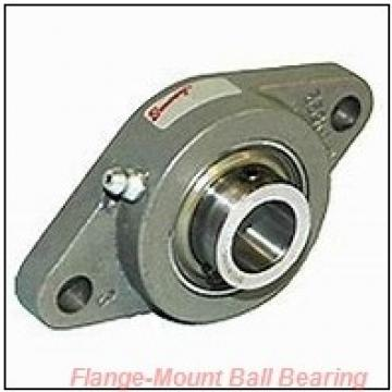 AMI UCFPL205MZ2W Flange-Mount Ball Bearing Units