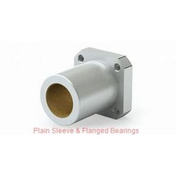 Symmco SS-1620-20 Plain Sleeve & Flanged Bearings