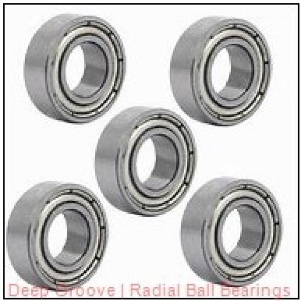 PEER 6014 NR C3 Radial & Deep Groove Ball Bearings #2 image