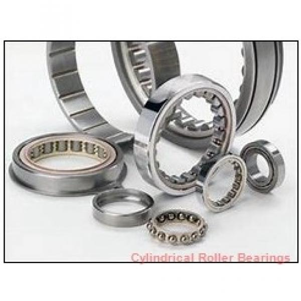 55 mm x 100 mm x 33.3 mm  Rollway E5211B Cylindrical Roller Bearings #1 image